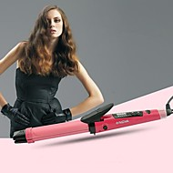 1pc Professional 2 in 1 Straightening and Curling Iron