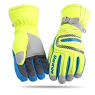 unisexe fashional imperméable à l'eau&gants de ski coupe-vent
