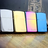 Personalized Engrave Metal Oil Lighter (More Color)