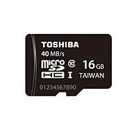toshiba 16gb class 10 UHS-1 Micro SDHC geheugenkaart 40MB / s