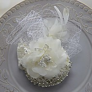 Wedding Elegant  rhinestone Hats Headpieces