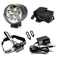 ヘッドランプ キャップライト LED ルーメン モード 18650