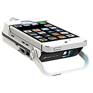 AIPTEK® I55 DLP Mini Projetor VGA (640x480) 50 Lumens LED 4:3/16:9