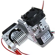 Assembled JIETAI GT9S Extruder GT044 0.3mm Nozzle1.75mm Filament Support
