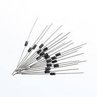 usměrňovací dioda 1n4004 (100 ks)