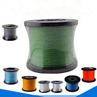 500M / 550 Yards PE Braided Line / Dyneema / Superline Fishing Line Black / Dark Blue / Green / Orange / White8LB / 10LB / 20LB / 25LB /