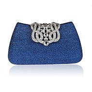 Luxurious Stain Wedding/Party/Evening Clutches with Rhinestone