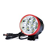 Torch Light Headlamps / Bike Lights LED 7200lm Lumens 3 Mode Cree XM-L T6 / Cree XM-L U2 18650Waterproof / Rechargeable / Impact