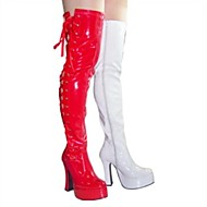 Women's Shoes Sexy Round Toe Chunky  Heel Over The Knee Boots More Colors available