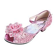 Pumput / Heels - Tekonahka - Vaaleanpunainen - Comfort
