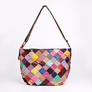 Miss Ying® Women's Colorfrul Woven Handbags Genuine Leather Crossbody Bag(More Colors)