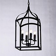 Maximum 60W Modern/Contemporary / Traditional/Classic / Rustic/Lodge / Retro / Lantern / Country / Globe Mini Style Metal Pendant Lights