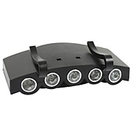 Lights Headlamps LED 1000 Lumens 4 Mode CR2032Camping/Hiking/Caving / Cycling/Bike / Hunting / Driving / Working / Climbing / Fishing /