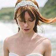 Women's Rhinestone Headpiece - Wedding/Special Occasion Headbands