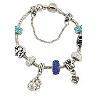 stile europeo borsa popolare braccialetto personalizzato