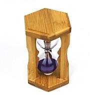 artigos de decoração pequenos objetos recordar ampulheta (cor ramdon)