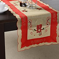 1 Polyester Rectangulaire Nappes de table