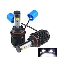 Luz de Cabeça ( 6000K/8000K/5000K , Impermeável ) - Carro - LED