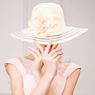 Elegant Paper Rattan Straw Ladies Outdoor/Casual/Beach Hats With Floral (More Colors)