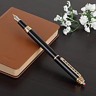0,5 mm schwarz Schule und Wirtschaft Hochwertiges Schreiben Füllfederhalter