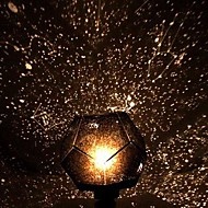 Coway - 3 - (W) - Geel - AC/Batterij - Waterdicht/Remote Controlled - Nacht Lampen/Lampversiering - AC 220 - (V)