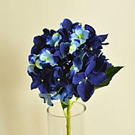 Sapphire Hyfrangeas Artificial Flowers Set 2