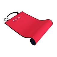 7 mm bicolore réversible tapis de yoga pour l'exercice de sit-up