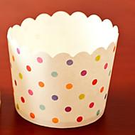 Kuchenverpackung und Boxen Kartonpapier Hochzeit/Jubliläum/Brautparty/Babyparty/Quinceañera & Der 16te Geburtstag/Geburtstag