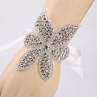The High-end Luxury Vintage Rhinestone Bracelet Jewelry