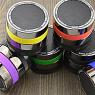 Mini Bluetooth Speaker with TF Port for Phone/Laptop/Tablet PC iPhone 6 Samsung S6(Assorted Color)