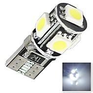 LED - Instrumentljus/Registreringsskyltlampa ( 6000K , Spotlight/Hög output/CANBUS/Vattentät/Stötsäker/Rostfri/Vindtät ) - Bilar
