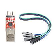 CP2102 USB для модуля преобразователя TTL для (для Arduino) (работает с официальным (для Arduino) плат)