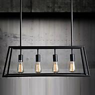 lustres maishang® mini-estilo rústico / lodge sala de estar / quarto / sala de jantar / cozinha / sala de estudo / escritório de metal