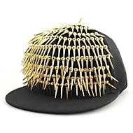 Unisex Canvas/Cotton Baseball Cap , Party/Casual All Seasons