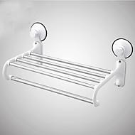 """מתלה מגבת / וו תליה לחלוק / צדף לחדר האמבטיה / מחמם מגבות פליז ענתיקה התקנה על הקיר 48*25.2*20.5CM (18.9""""*10.04""""*8.07"""")פלדת אל חלד 211# /"""