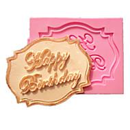 Bakeform For Kake For Småkaker For Sjokolade Silikon Miljøvennlig Høy kvalitet Gør Det Selv