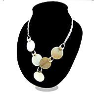 Colliers Tendance Pendentif de collier Bijoux Soirée / Décontracté A la Mode Argent sterling Argent 1pc Cadeau