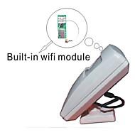 960p wi-fi pir detector de movimento de câmera de vídeo e áudio forma pir câmera Wi-Fi câmera pir ip de 1.3 megapixel
