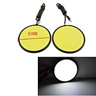 Fari da giorno - Auto - LED - Riflettore/Ornamentale - 6000K