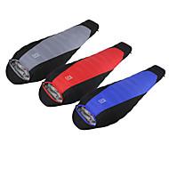 Сохраняет тепло/Холодная погода - Утиный пух - Спальный мешок ( красный/Темно-серый/синий