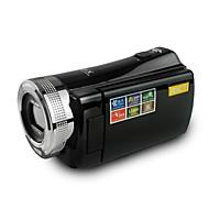 Videocámara - Pantalla - 5.0 MP CMOS - 2.7 pulgadas - 12x - Salida de vídeo/720P/HD/Anti golpe/Foto fija Captura
