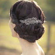 Floral Design Wedding Bride Combs Headpiece