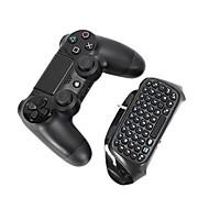 Mini Bluetooth console un message jeu de clavier contrôleur sans fil texte chatpad de chat pour le contrôleur PS4