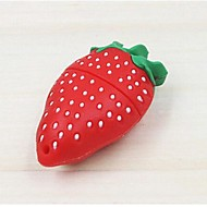 New Cute Imitate Strawberry Model USB 2.0 Flash Stick Pen Drive Memory 2GB
