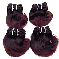 Ombre Włosy brazylijskie Falowana sploty włosów