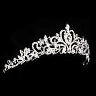 왕관 여성 웨딩 라인석/합금 투구 웨딩