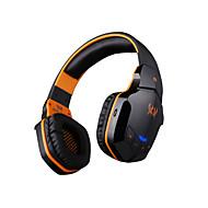 Auriculares B3505 - Bluetooth - Cascos (cinta) - Con Micrófono/Radio FM/De Videojuegos/Deportes/Aislamiento de Ruido/Hi-Fi -Reproductor