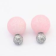European Style Fashion Hot Sweet Bright Shiny Earrings