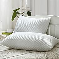 yuxin® bed kussen zachte comfortabele hoge elastische witte kleur