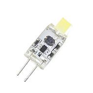 2W G4 LED 콘 조명 T 2 SMD 3014 280-360 lm 따뜻한 화이트 / 차가운 화이트 장식 DC 12 / AC 12 V 1개
